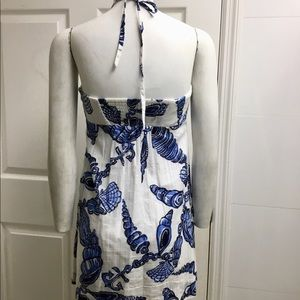 Lilly Pulitzer Dresses - Lilly Pulitzer halter neck dress size 2